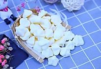 酸奶溶豆 宝宝辅食食谱的做法