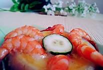 横行霸道之大虾洋葱圈的做法