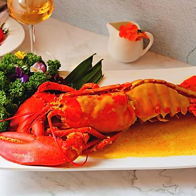 泰式咖喱波士顿龙虾
