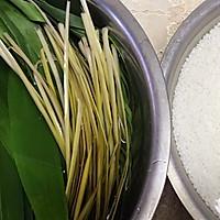 #甜粽VS咸粽,你是哪一党?#江米粽子的做法图解2