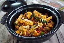 超级下饭的川味 [ 干锅菜花 ]的做法