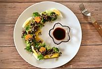 夏日减脂蔬菜沙拉的做法