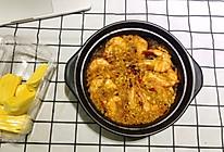金针菇蒜蓉粉丝虾的做法