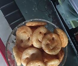 笑脸土豆饼的做法
