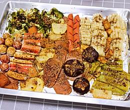#中秋宴,名厨味#烤箱烧烤什锦的做法