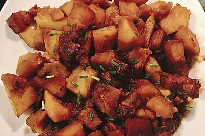 经典红烧肉土豆