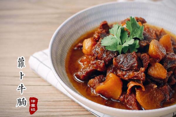 萝卜牛腩#苏泊尔鲜煮唯快#的做法