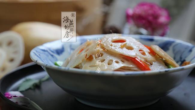 #秋天怎么吃#用这个方法吃藕,健脾补血气色佳,女人最爱!的做法