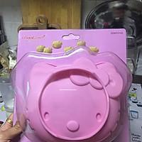 Hello Kitty 酸奶乳酪慕斯蛋糕的做法图解15