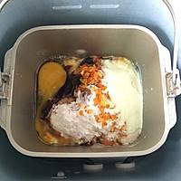 #寻人启事#法式Poolish种柠香全麦吐司--面包机的做法图解2