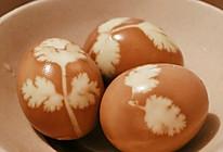 多点情调之印花茶鸡蛋的做法