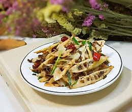 梅干菜煸竹笋的做法