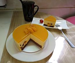 零失败不用烤箱的芒果慕斯蛋糕6寸的做法