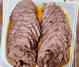 糟卤牛肉的做法
