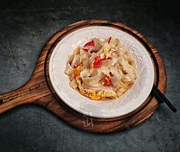 西红柿鸡蛋面#花10分钟,做一道菜!#的做法