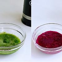 果蔬面条的做法图解4