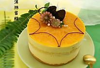 私房款芒果冰淇淋蛋糕的做法