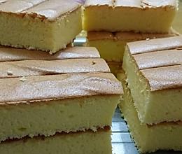 戚风蛋糕(长方形)的做法