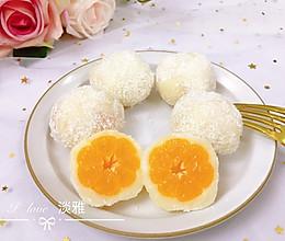 橘子糯米滋and草莓糯米滋的做法