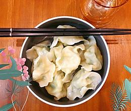 鲜到心坎里的扇贝柱水饺