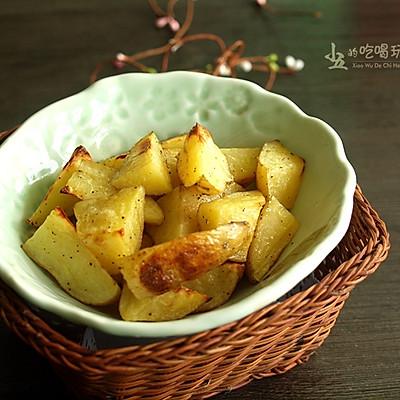 黑椒烤土豆:倍受欢迎的快手零食