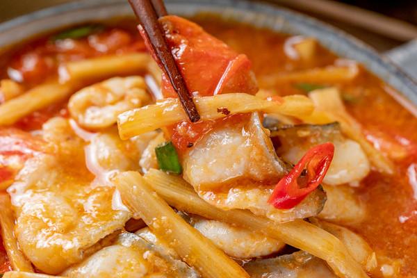 酸笋鱼丨酸爽开胃的做法