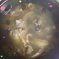 红枣枸杞滋补鸡汤电压力锅的做法图解4