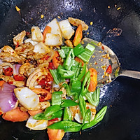 干锅土豆片的做法图解8