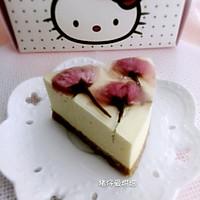 樱花冻芝士蛋糕的做法图解16