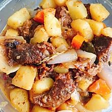 #一勺葱伴侣,成就招牌美味#土豆炖牛肉