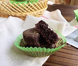 黑米蜂蜜小蛋糕的做法