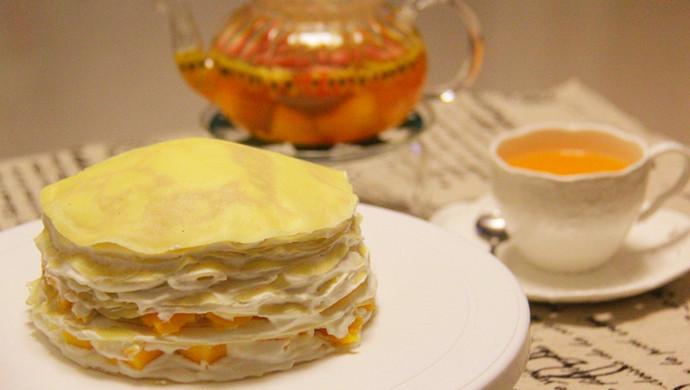 芒果千层蛋糕(6寸)
