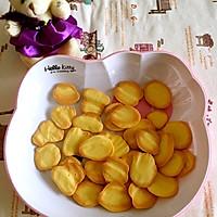 超级简单不需黄油的蛋黄饼干的做法图解3