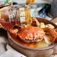#好吃不上火#螃蟹年糕汤的做法图解9