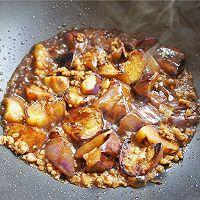 蒜香肉末酱茄子--米饭杀手(4)的做法图解8