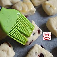 蔓越莓面包块的做法图解11