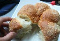 泡椰浆的奶油餐包的做法