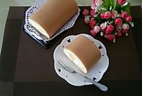 新鲜水果蛋糕卷的做法