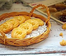 黄油曲奇#柏翠辅食节-烘焙零食#的做法