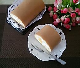 新鲜水果蛋糕卷
