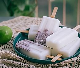 木糖醇低脂牛奶老冰棍(80后的集体回忆)的做法
