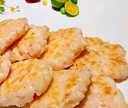 秋食:虾仁藕饼的做法