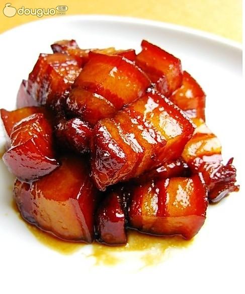 蜜汁红烧肉—美丽厨娘的做法