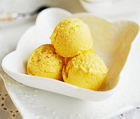 芒果冰激淋