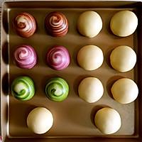 莲蓉蛋黄酥&杂花酥(黄油版)的做法图解25