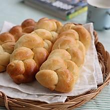 【鲜奶油面包】——COUSS CO-3001蒸烤箱出品
