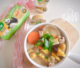 色香味俱全的杂蔬汤的做法