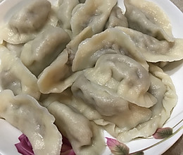 牛肉大葱饺子/东北饺子的做法