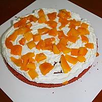 红丝绒裸蛋糕的做法图解18