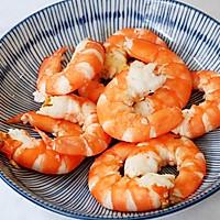 #我们约饭吧#酸辣柠檬虾的做法图解4